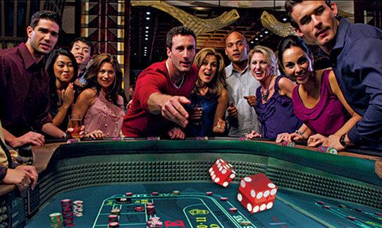 Play Craps at Casino
