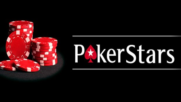 A poker player takes a jackpot slot at Pokerstars