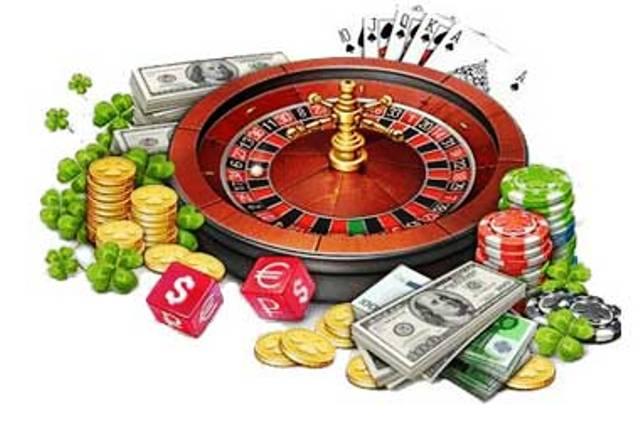online casino bet real money