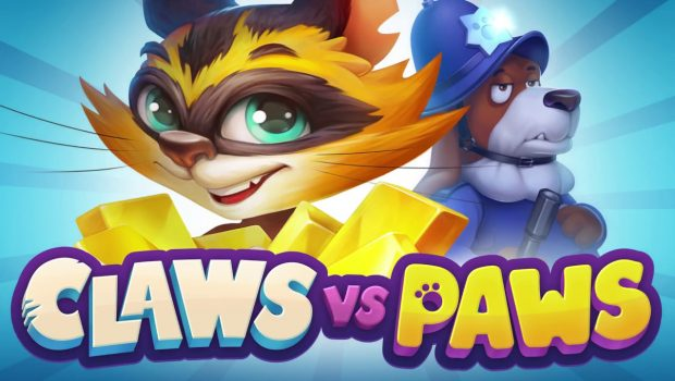 Claws vs. Paws, Playson's new delirious online slot
