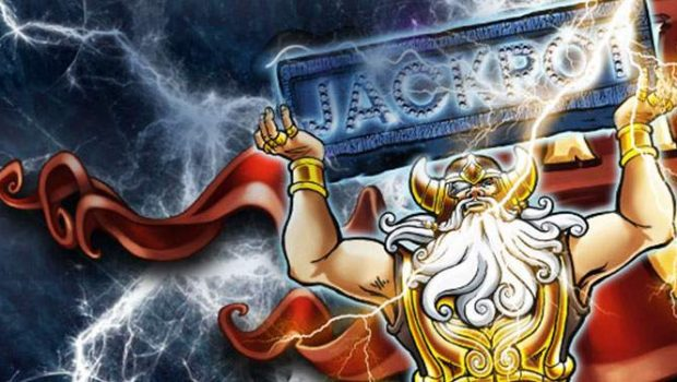 Record mobile jackpot on the Hall of Gods slot machine!