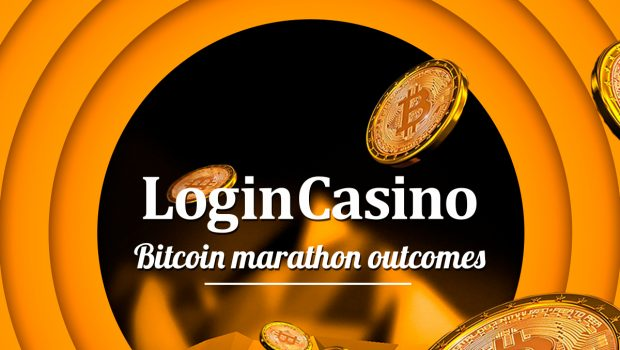Login Casino bitcoin marathon has come to a close