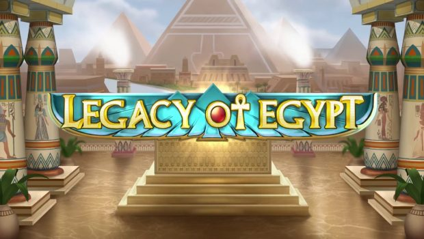 Play'n GO takes you to the heart of Ancient Egypt with Legacy of Egypt