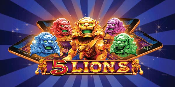 The Low Down on 5 Lions Roars Slot Revealed