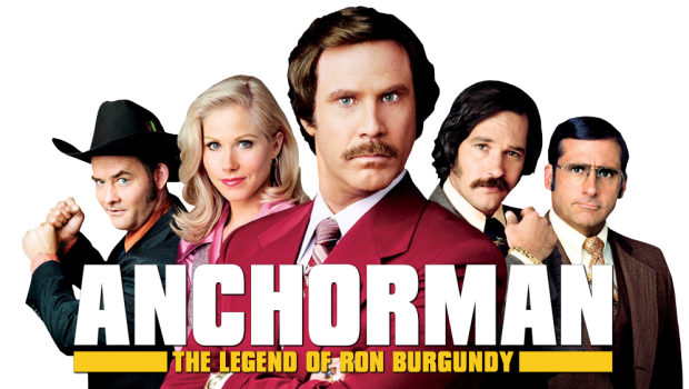 Play Anchorman The Legend of Ron Burgundy now