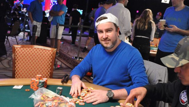 Antoine Saout shines in Vegas