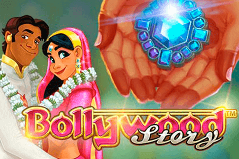 Play Bollywood Story slot machine now