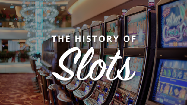 Casino Slots History Explained