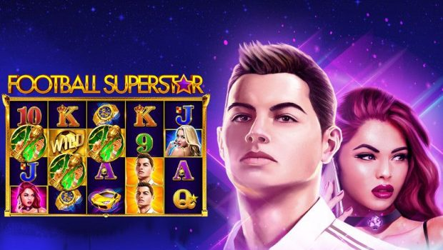 Football Superstar: Endorphina slot machine that parodies Cristiano Ronaldo!