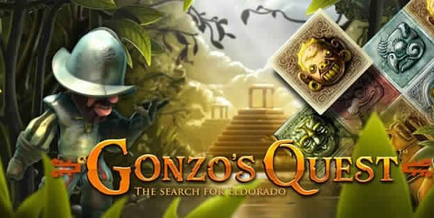 Gonzo's Quest Casino Slot Review Beginning in the Next Ten Minutes