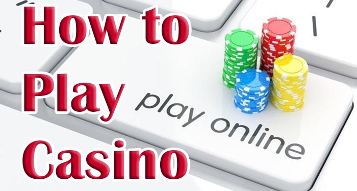 casino online how to play