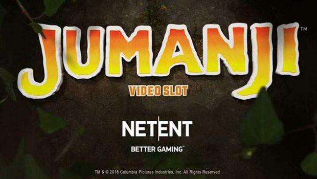Play Jumanji slot machine now