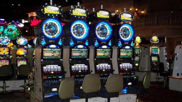 Introducing Slot Machines