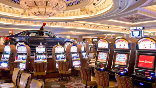 The Do This, Get That Guide On Slot Machines