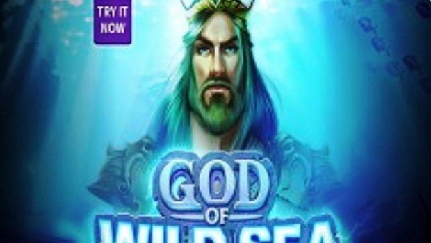 God of Wild Sea, your future meeting with God Poseidon