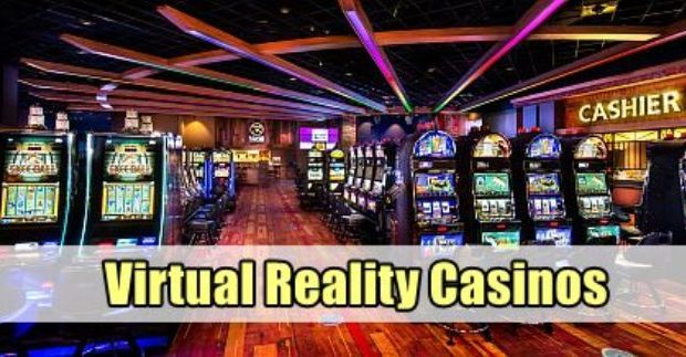 A Startling Fact about Virtual Reality Slot Machines Uncovered