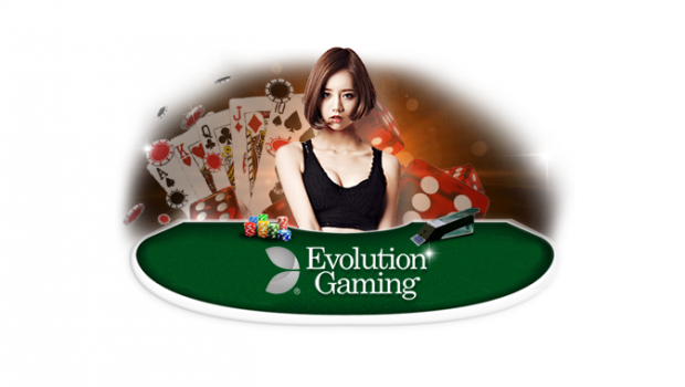 Evolution Gaming live casino tables retain printing funds