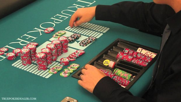 The Awful Secret of How to Deal Poker