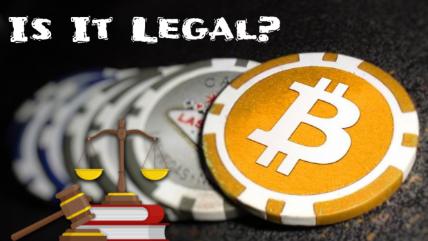 The Low Down on IS BITCOIN GAMBLING LEGAL Revealed