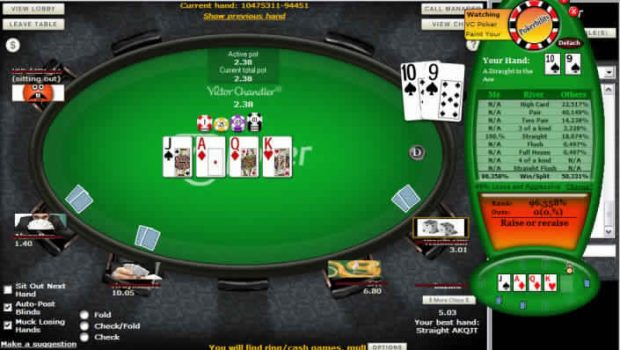 Online Poker Calculator