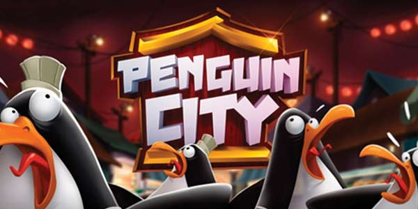 Discover Penguin City, the new hit of Yggdrasil Studios