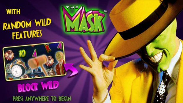 Play The Mask slot machine now
