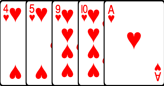 Image result for flush poker