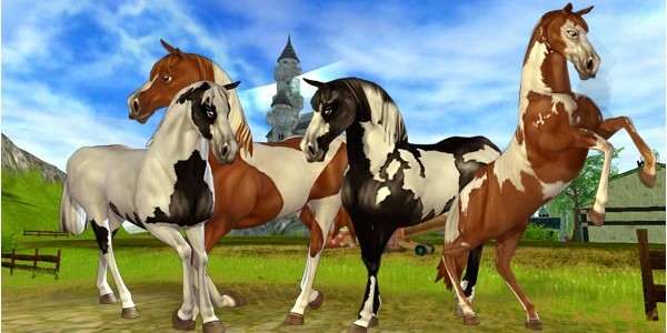 8 incredible horse games to supply hours of household fun this summer season