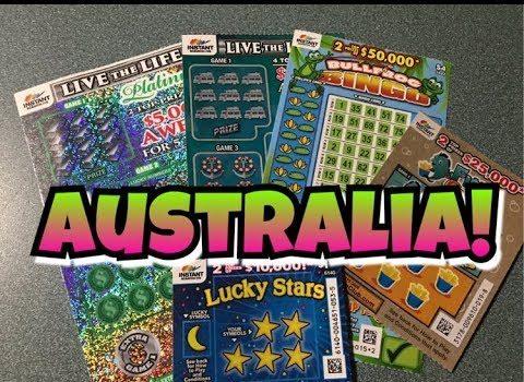 Australian prisoner becomes millionaire through lottery