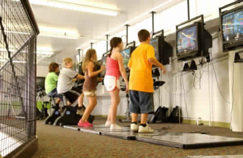 Fitness benefits of online Gaming