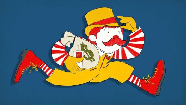 Amazing fraud of the man who controlled the winners of McDonald's Monopoly promotion