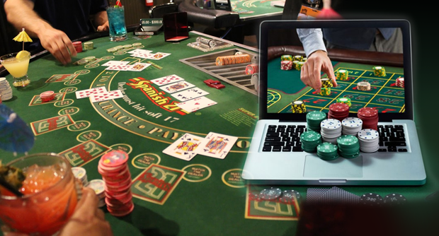 Online casinos 'failing on difficulty gambling'