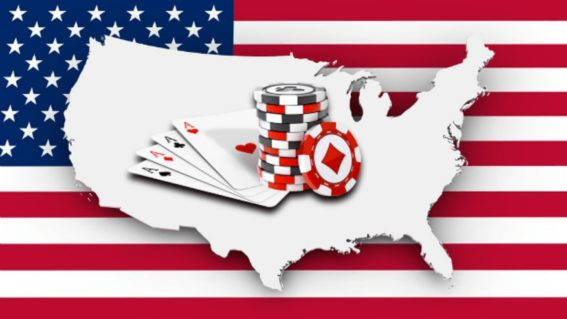 USA gambling on the rise