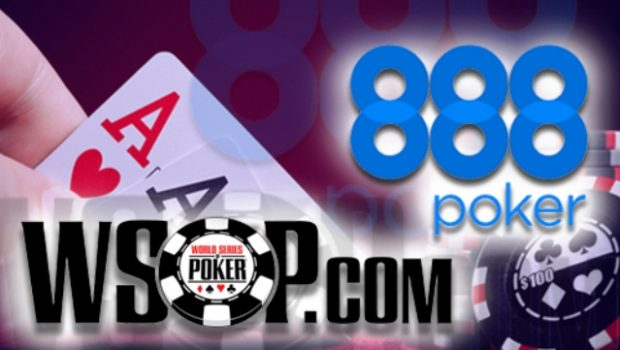 WSOP and 888 cling Their Lead in the New Jersey online Poker Market