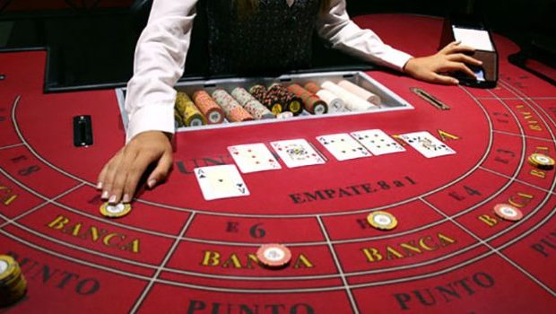Baccarat Croupier Loses $ 1 Million at Casino Helping Players Win