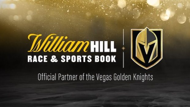 Golden Knights announce partnership with sportsbook operator William Hill