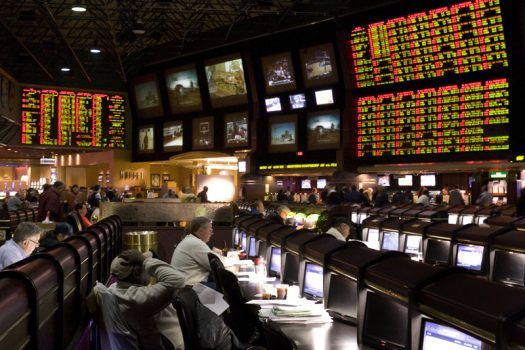 Sports betting soars to $95M in New Jersey in August