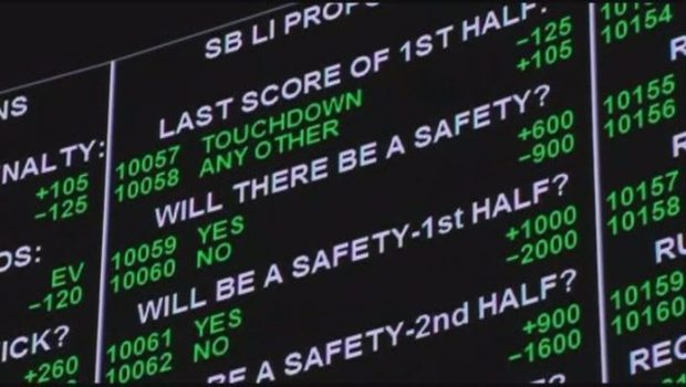 Sports betting Legalization bill added In DC