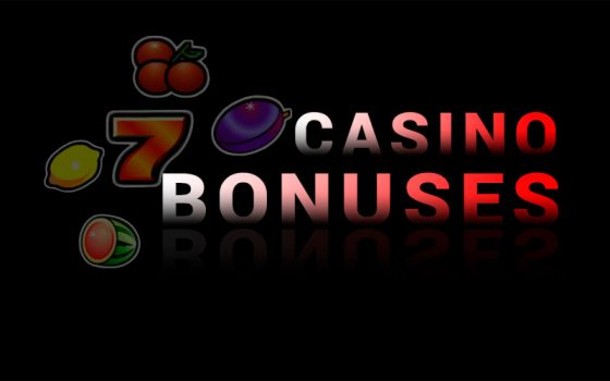 6 sorts of online casino Bonuses