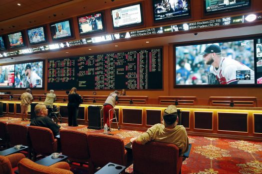 William Hill, FanDuel start mobile sports bets in New Jersey