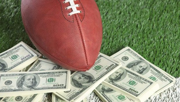 Show me the money: sports betting Off And running
