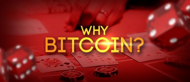 Why Bitcoin is so common place now amongst online casino players?