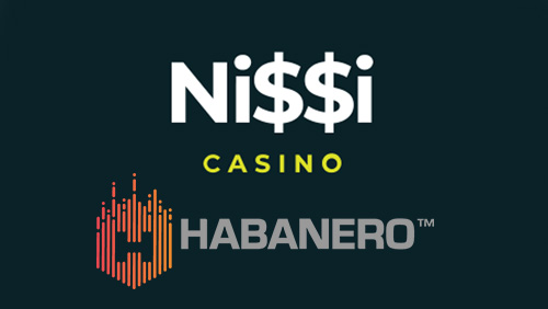 Nissi online casino adds Habanero casino games