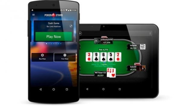 Get your online casino and Poker fix on the PokerStars Play App