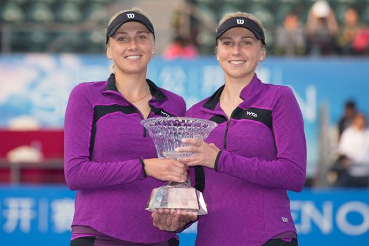 Ukrainian Tennis Twins Banned for life time and Fined $500,000 for fit-Fixing