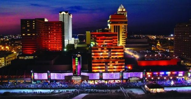 November's Atlantic metropolis casino sweeps