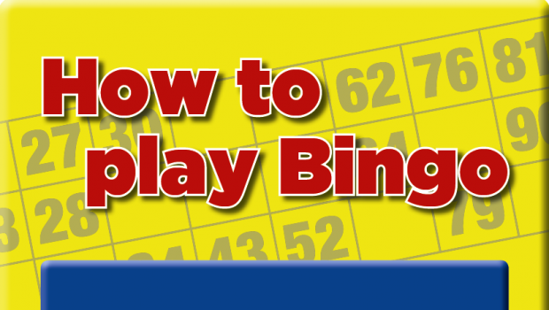 6 brief suggestions on how to Play Bingo