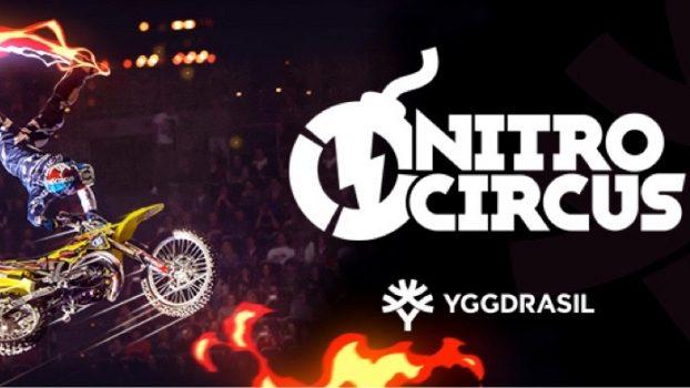 Nitro Circus Slot game