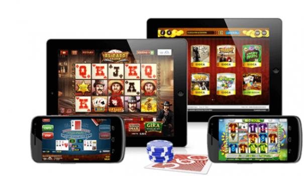 Winning records of distinctive online casino games
