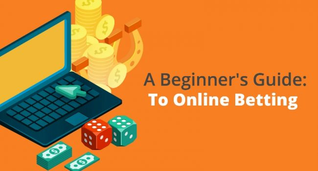 A guide to online betting for newbies